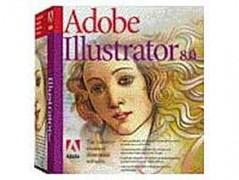 【Adobe Illustrator 8】Adobe illustrator 8 简体中文版下载