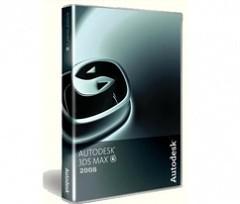 【3dmax2008】3dsmax2008官方英文版(32位)下载