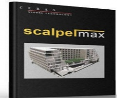【3dmax插件】3ds max物件修改器 CEBAS ScalpelMAX v2.0下载