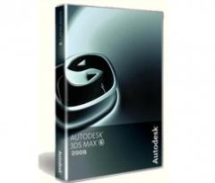 3dmax2008英文版安装破解图文教程免费下载