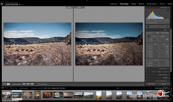 【Lightroom】Adobe Lightroom 5.5 ( 64位)中文版免费下载1