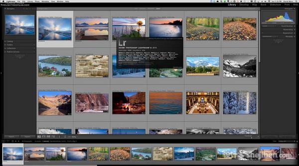 Adobe Photoshop Lightroom Mac 6.1.1英文版下载1