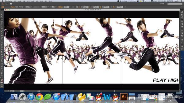 Illustrator CC mac中文破解版下载1