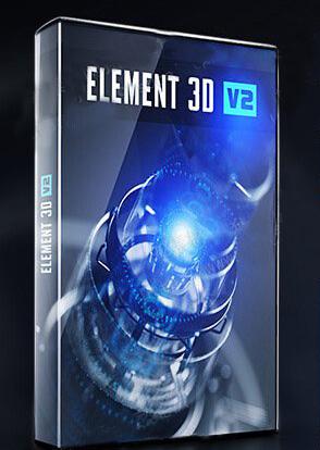 AE增强插件(Video Copilot Element 3D)V2.2.2下载