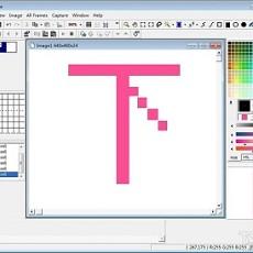 (像素动画绘制软件)GraphicsGale v2.07.05 简体中文 注册版下载