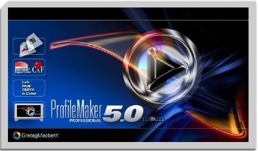 ProfileMaker V5.0.10(图片处理软件)破解版下载