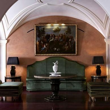 佛罗伦萨 Villa Cora 大酒店设计