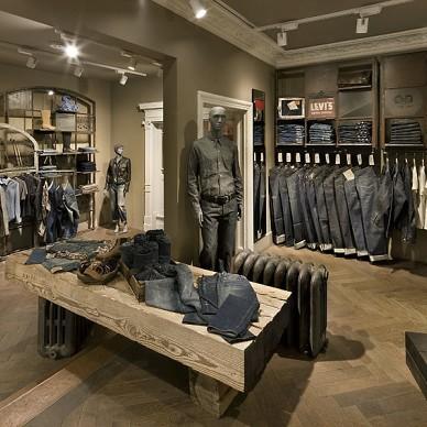 柏林Levi's 服装店