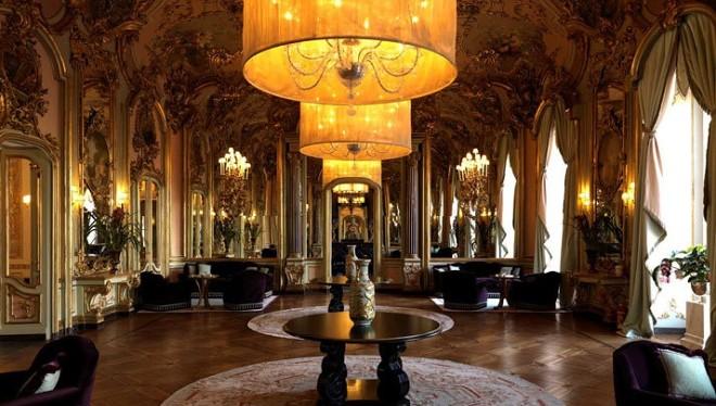 佛罗伦萨Villa Cora大酒店设计