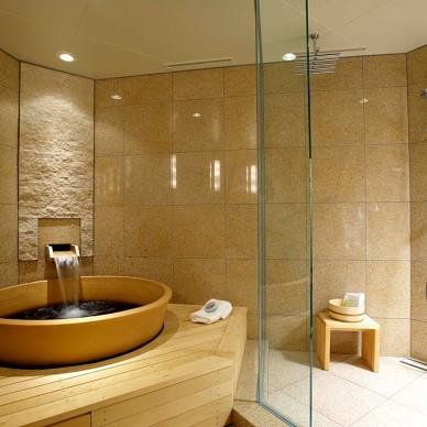 日本竹泉庄酒店设计