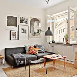 房屋农村室内小客厅设计装修效果图欣赏