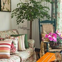 房屋农村室内小客厅设计装修效果图片