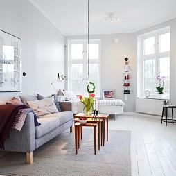 房屋小客厅窗户装修效果图欣赏