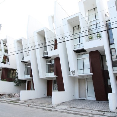 菲律宾联排别墅设计2