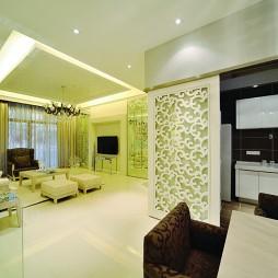 客厅吊顶装修效果图设计