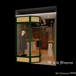 yovo服装店设计