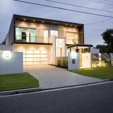 昆士兰庭院别墅设计1