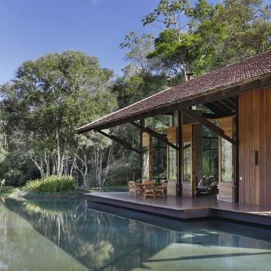 巴西水上之家设计3