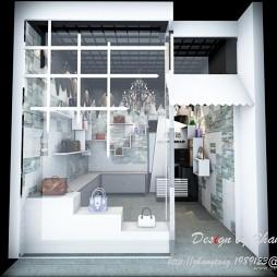 后现代包店设计_649741