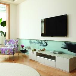 家装客厅电视墙装修效果图