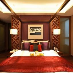 卧室与客厅隔断装修效果图