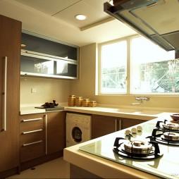 整体厨房装修效果图