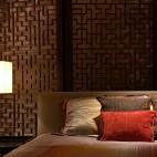 卧室床头台灯装修效果图