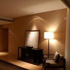 卧室玄关过道装饰柜装修效果图