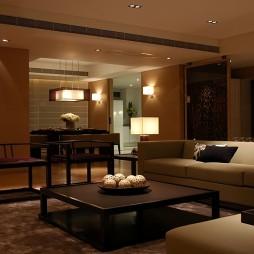 中式客厅楷模家具装修效果图