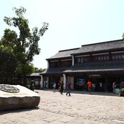 中国首家国家5A级湿地公园整体建筑