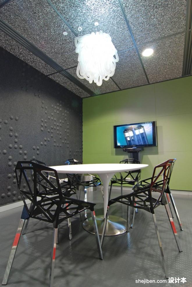 BBC总部工作区域设计4