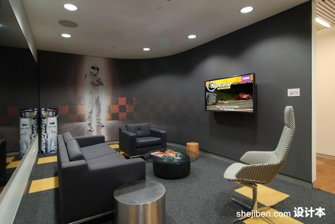 BBC总部工作区域设计3