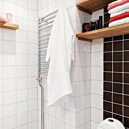 现代卫生间洗浴间装修效果图片