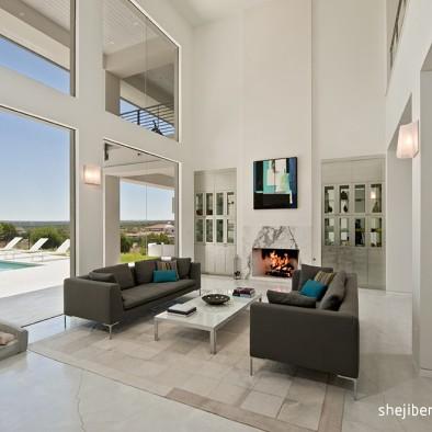 极具现代感的精美简约家居设计
