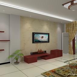 硅藻泥电视墙装修设计