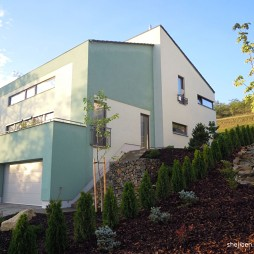 捷克  现代风格别墅设计