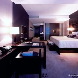 时尚宾馆客房装修效果图