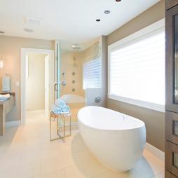 三室一厅卫生间装修效果图
