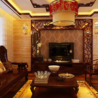 中式小家装_740086