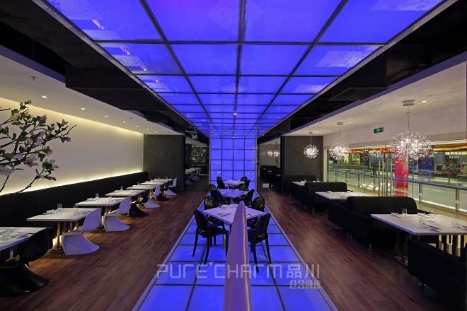 【仓合设计作品】览月汇中式餐厅_74
