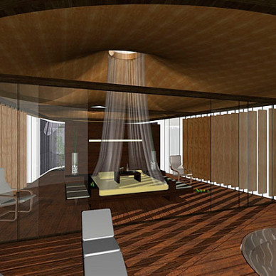 马尔代夫上的四个群岛室内设计_749078
