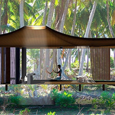 马尔代夫上的四个群岛室内设计_749079