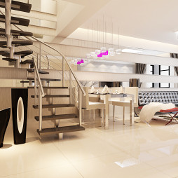 欧式现代室内装修效果图大全2012图片_752157