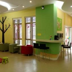 幼儿园墙角装饰效果图