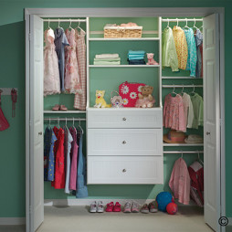 入墙衣柜鞋柜装修效果图
