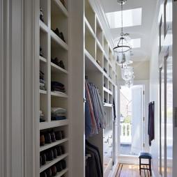 实木整体衣柜效果图观赏