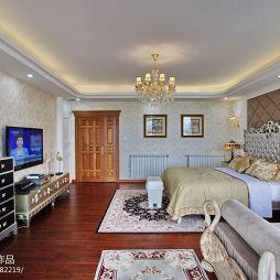 闲适风情完美混搭卧室柜子装修效果图