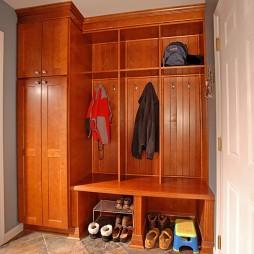 玄关衣柜图片