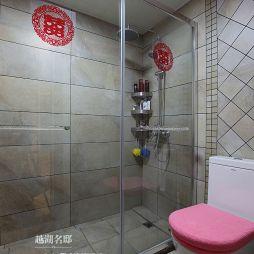 地中海风格卫生间淋浴房效果图片欣赏