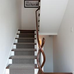小别墅室内楼梯设计